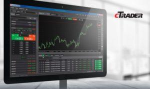cTrader- platform for forex