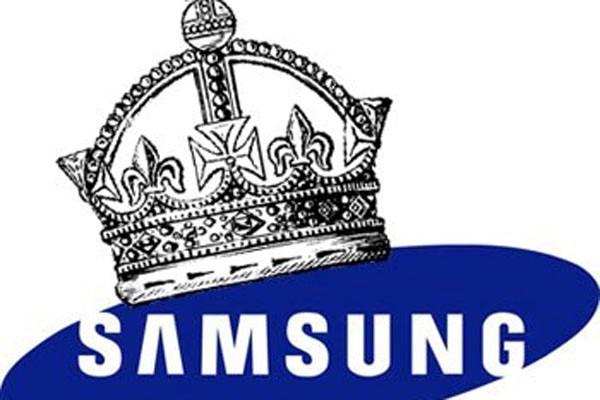 Samsung восстановил позиции лидера